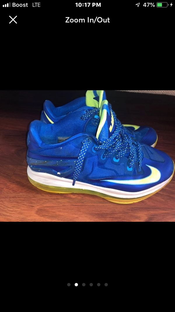 Lebron Nike's 7Y