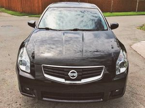 Nissan Maxima for sale !! for Sale in Grand Prairie, TX