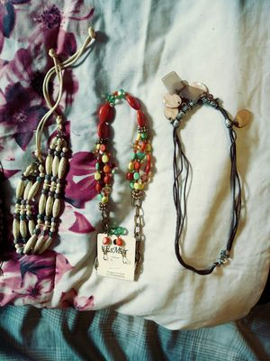 Dressy beaded necklaces and beaded bracelets for Sale in Philadelphia, PA