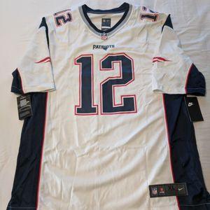 NWT Nike New England Patriots Tom Brady Jersey for Sale in Houston, TX