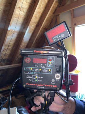Photogenic Powerlight 1250DR for Sale in Memphis, TN