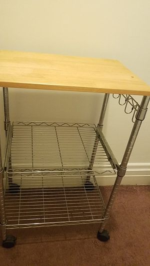 Kitchen cart for Sale in Pittsburgh, PA