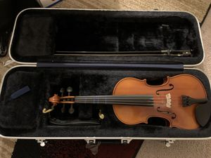 Violin with bow for Sale in South Brunswick Township, NJ