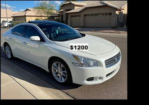 only$1200 Nissan Maxima for Sale in Kansas City, MO