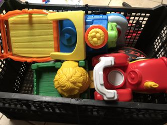 Toddler toys $10 grocery bag for Sale in Prineville,  OR