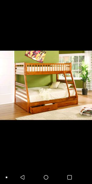 New Twin/Full Bunk bed for Sale in Austin, TX