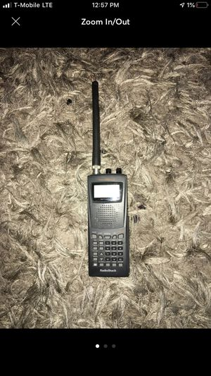 Pro 93 Dual Trunking 300 channel Scanner for Sale in Overland, MO