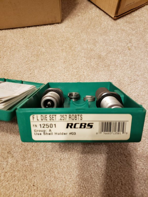 RCBS rock chucker reloading press for Sale in Waterford, PA - OfferUp