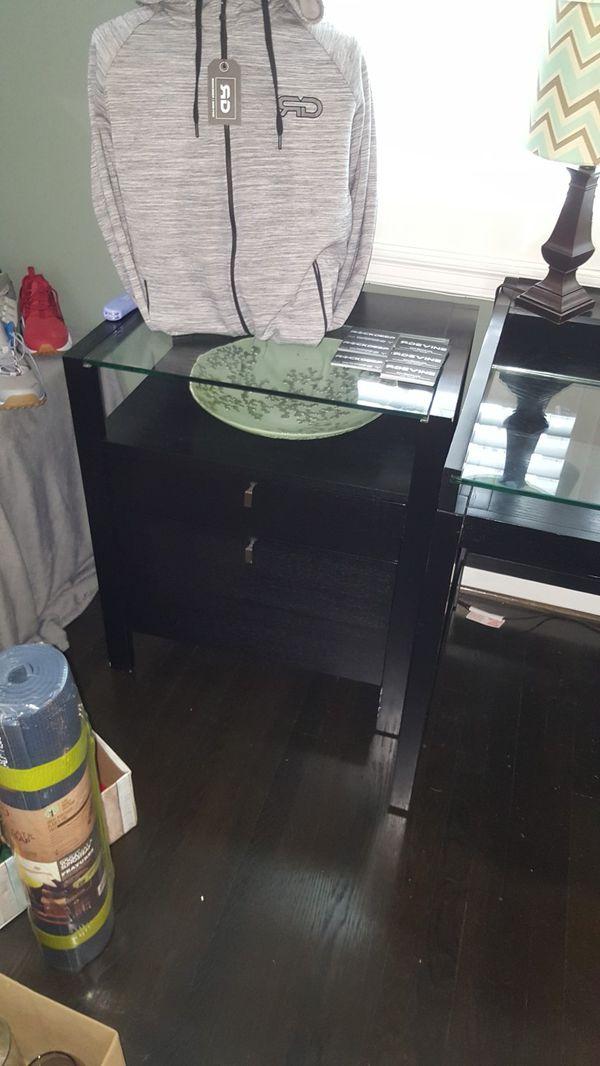 DESK SHELF END TABLE Sold together or separately
