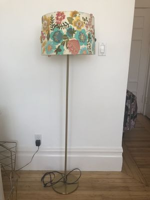 Anthropologie Lamp for Sale in San Francisco, CA