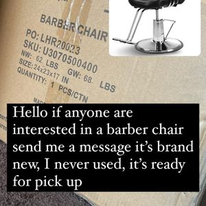 Barber Chair for Sale in Los Angeles, CA