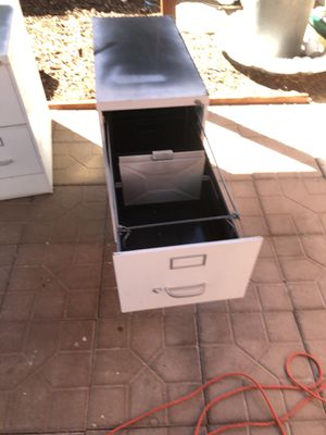 Two file cabinets for Sale in Las Vegas, NV