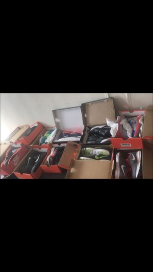10 pairs brand new Nike sneakers. for Sale in Brooklyn, NY