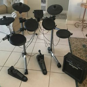 Behringer electric drum set (everything included) for Sale in Las Vegas, NV