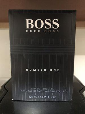 Hugo Boss Number One 4.2oz for Sale in Cranbury, NJ