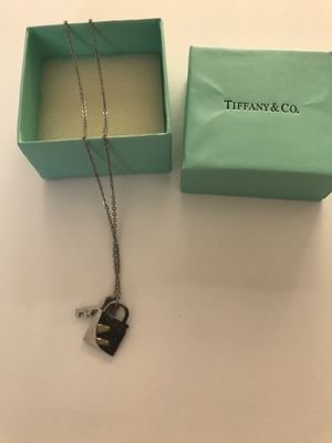 Tiffany & Co Necklace Style Stainless Steel for Sale in Anaheim, CA