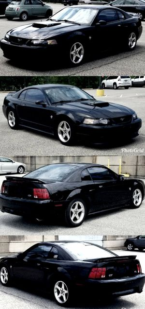 1999 FORD MUSTANG GT COUPE 5 SPEED MANUAL STICK SHIFT LOOKS AND DRIVES GREAT LOTS OF EXTRA for Sale in Narberth, PA