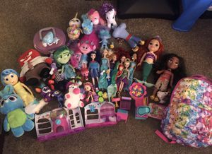 Girls toy Lot for Sale in Westminster, CA
