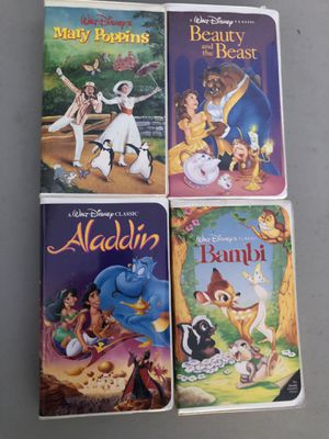 Disney VHS for Sale in Baldwin Park, CA