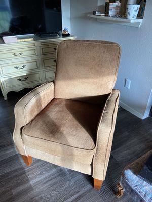 Reclining Arm Chair for Sale in Austin, TX