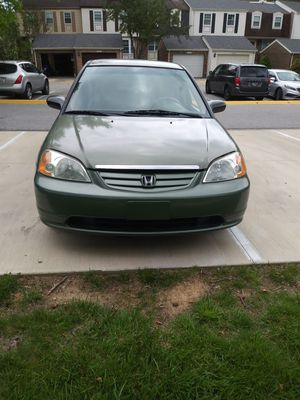 Honda civic 2003 for Sale in Aspen Hill, MD