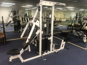 Home gym weights multi-stack for Sale in Libertyville, IL