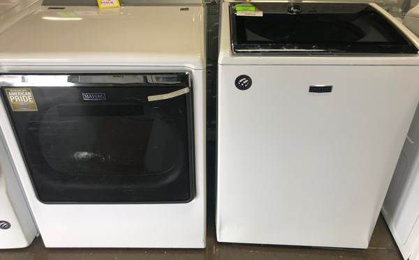 Maytag Washer AND Dryer Set 6BLUC