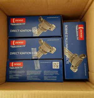 Denso 673-8305 Ignition Coils (4) for Sale in Atlanta, GA