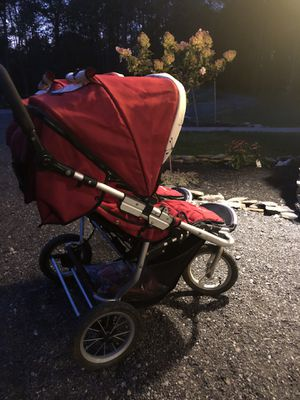 Bumbleride Double Stroller for Sale in East Aurora, NY