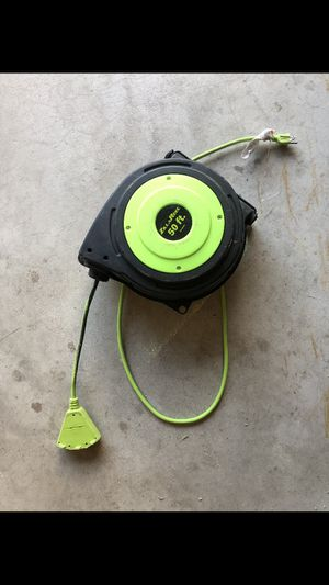 50ft ceiling/ garage extension cord for Sale in Yorkville, IL