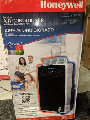 Open box Honeywell 14,000 BTU 115v Air Conditioner for Sale in Euless, TX
