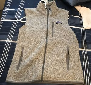 Men's Patagonia vest for Sale in Haines City, FL
