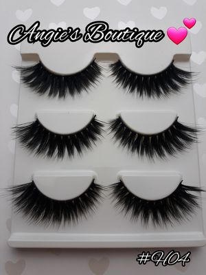 Faux Mink Eyelashes #H04 for Sale in Palmdale, CA