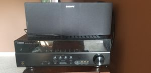 Yamaha Stereo Receiver for Sale in Washington, DC