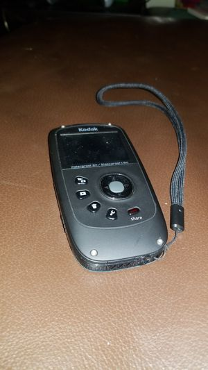 Kodak playsport underwater camera camcorder for Sale in Alexandria, VA