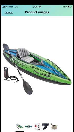 Inflatable kayak for sale for Sale in Tualatin, OR