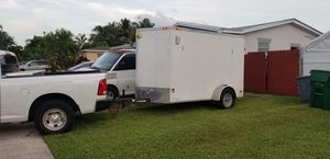 Enclosed trailer for Sale in North Lauderdale, FL