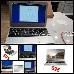 SAMSUNG CHROMEBOOK 11.6 INCH LAPTOP REFURBISHED SAMSUNG for Sale in Anaheim, CA