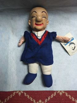1989 Mr. Magoo Doll W Tag for Sale in Fort Washington,  PA