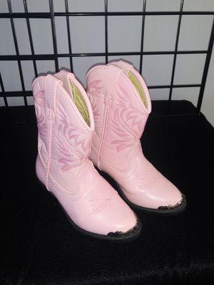 Pink cowboy boots for Sale in Atlanta, GA