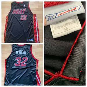 REEBOK Shaquille O'Neal #32 NBA Miami Heat Jersey men sport Size 3XL basketball for Sale in Staten Island, NY