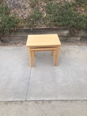 2 table for Sale in Oceanside, CA