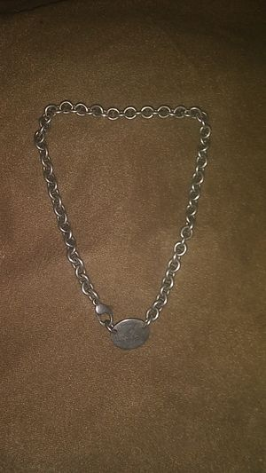 Vintage Tiffany and Company necklace 925 for Sale in Riverview, FL