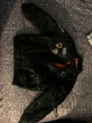 Kids Diesel bomber jacket Size 10/12 for Sale in Washington, DC