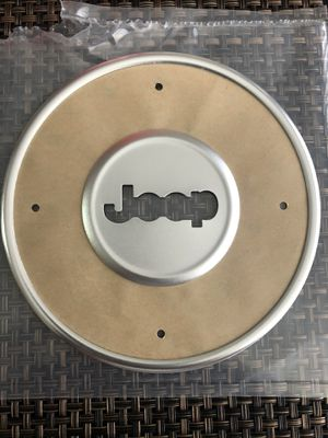 JEEP PATRIOT COMPASS WRANGER 2011-2017 steering wheel mouldi g for Sale in San Diego, CA