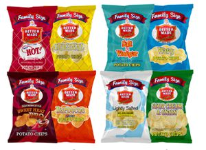 Better Made snack route for Sale in Saginaw, MI