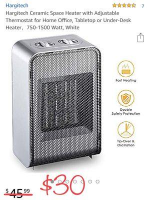 Ceramic space heater for Sale in Pembroke Pines, FL