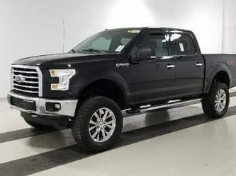 2016 FORD F150 4X4 XLT V8 5.0L, PANORAMIC ROOF for Sale in Hollywood,  FL