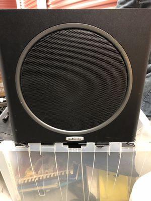 "Polk Audio 12"" Subwoofer for Sale in Portland, OR"