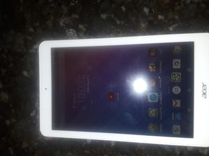 """8"""" HD Acer Tablet for Sale in Fontana, CA"""